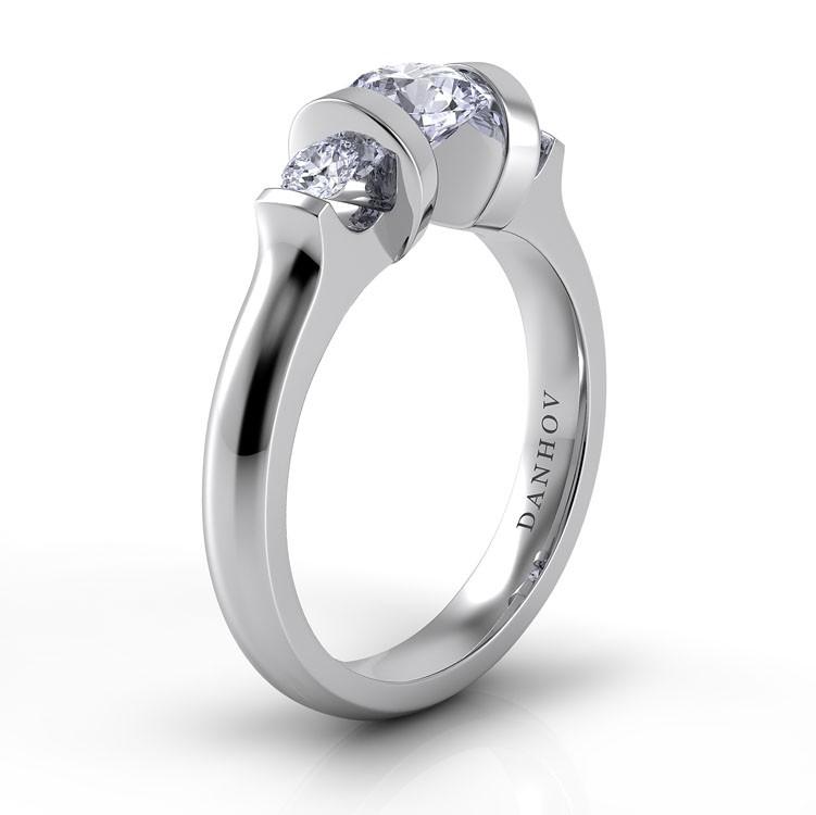 Danhov Voltaggio Engagement ring V124 product image