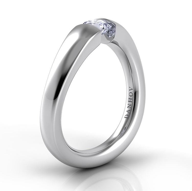Danhov Voltaggio Engagement ring V122 product image