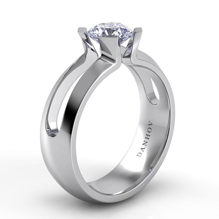 Danhov Voltaggio Engagement Ring V118 product image
