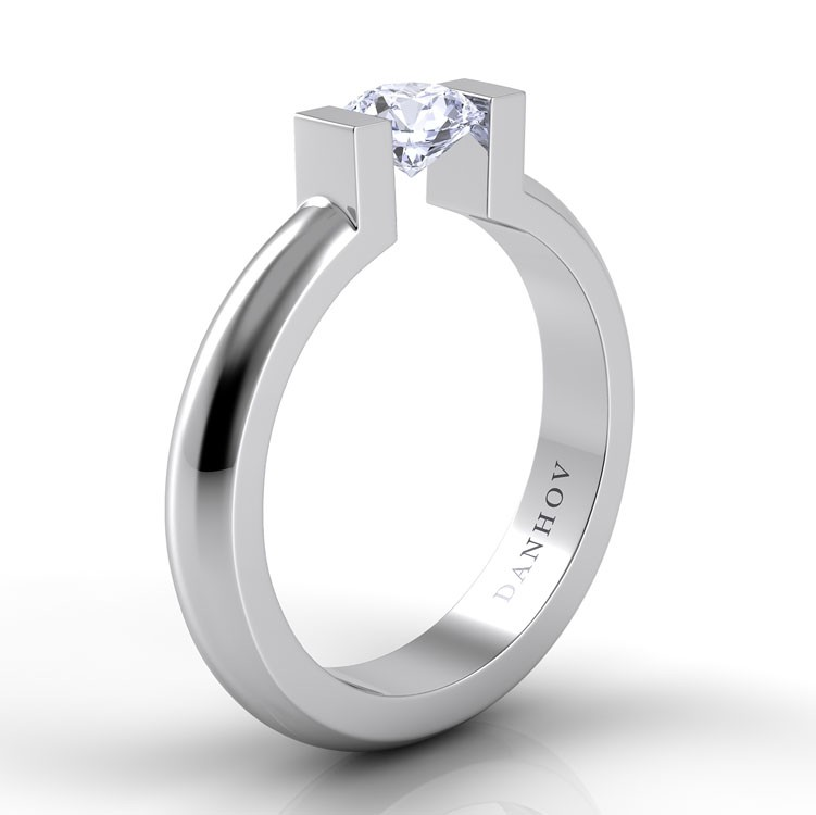 Danhov Voltaggio Engagement ring V113 product image