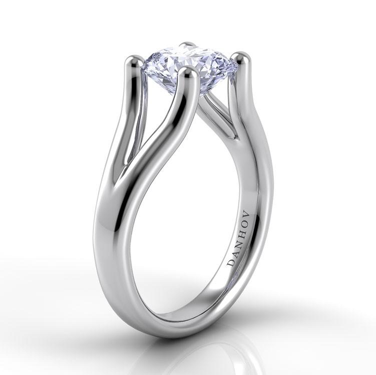 Danhov Voltaggio Engagement ring V109 product image