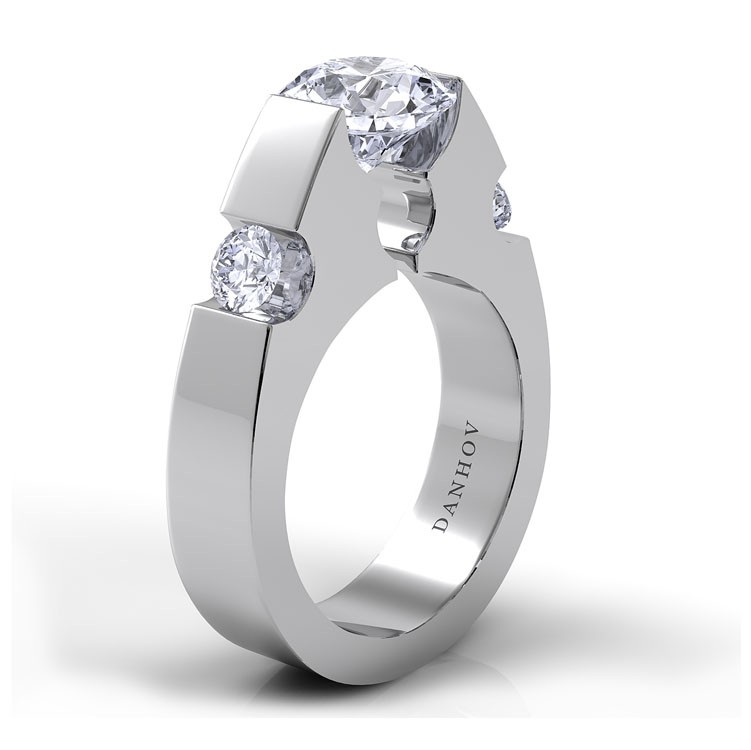 Danhov Voltaggio Engagement ring V104 product image
