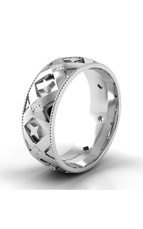 Danhov Men's Wedding Bands Wedding band CM113-8 product image