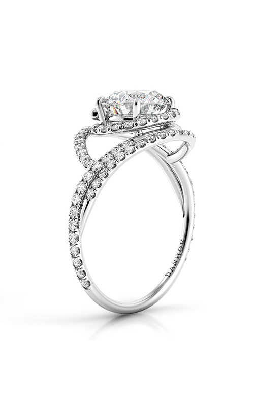 Danhov Abbraccio Engagement ring AE162 product image