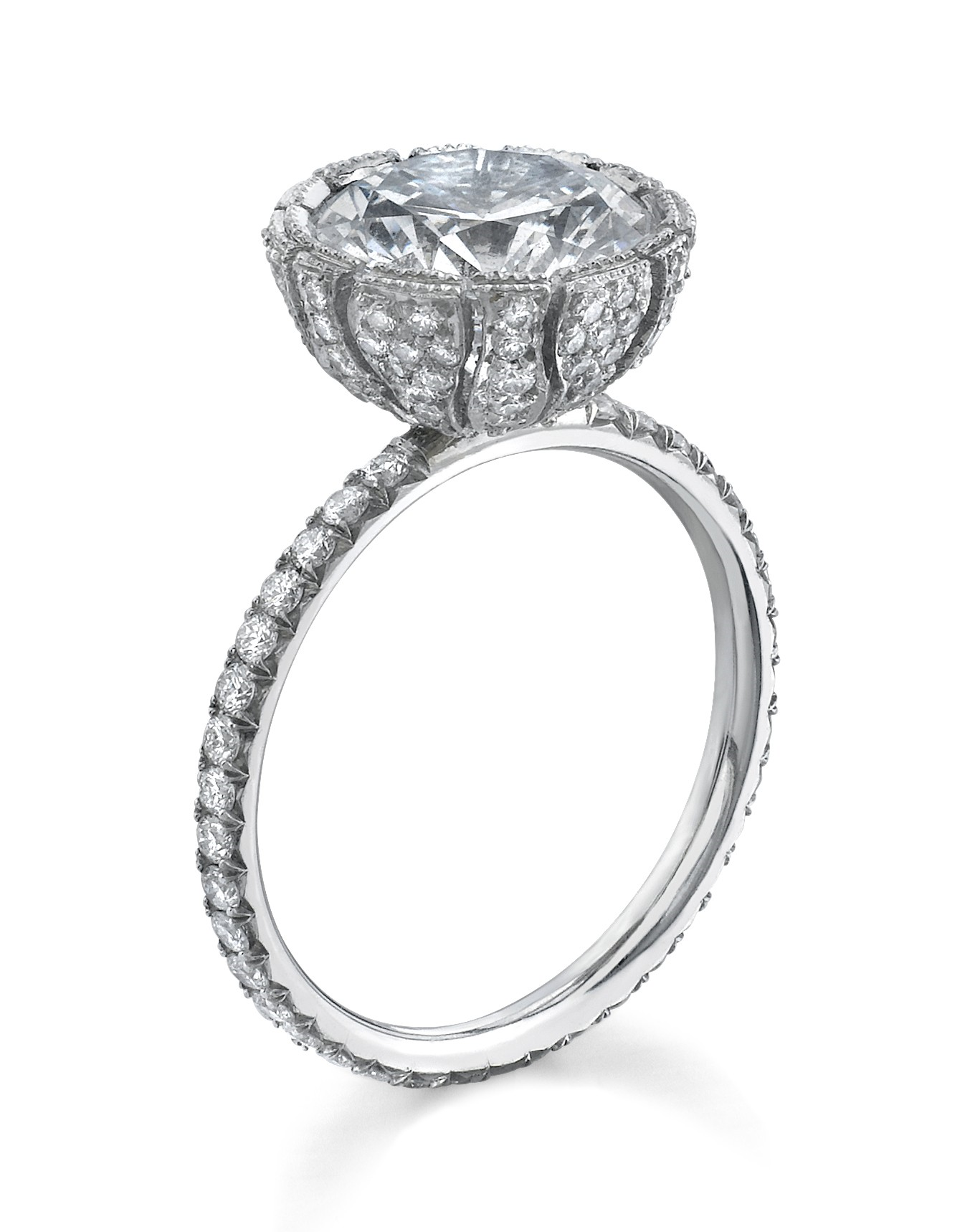 Danhov Couture Engagement ring CE118 product image