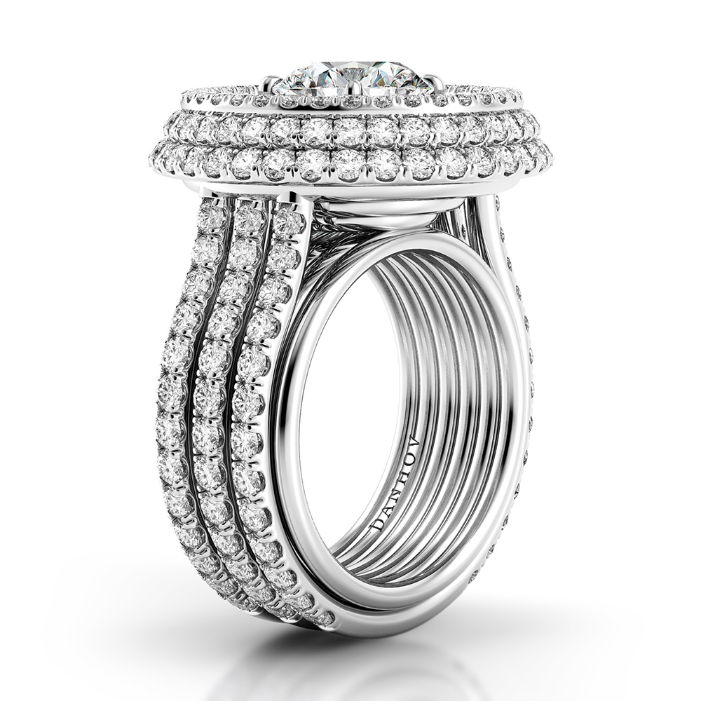 Danhov Couture Engagement ring CE163 product image