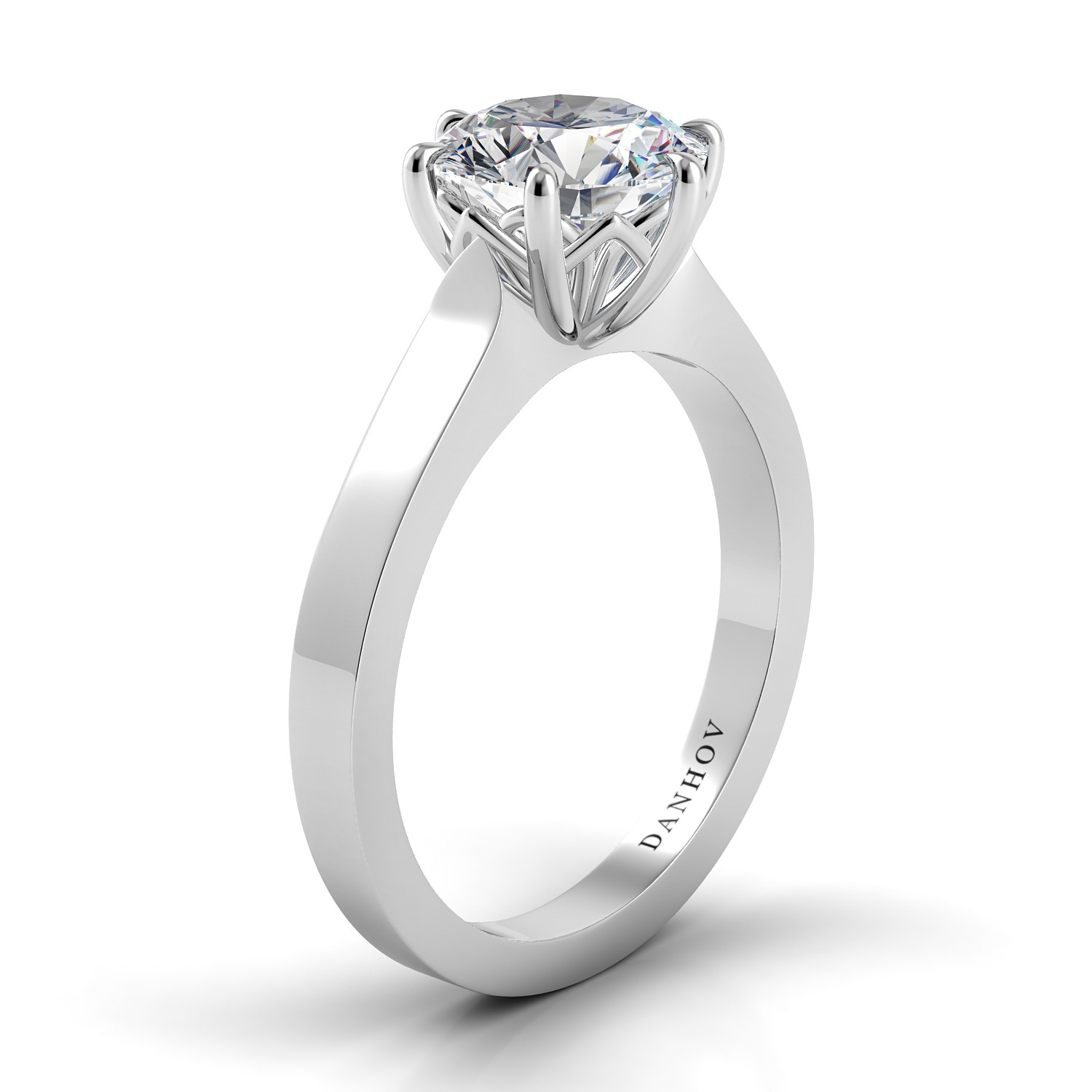 Danhov Classico Engagement ring CL103 product image