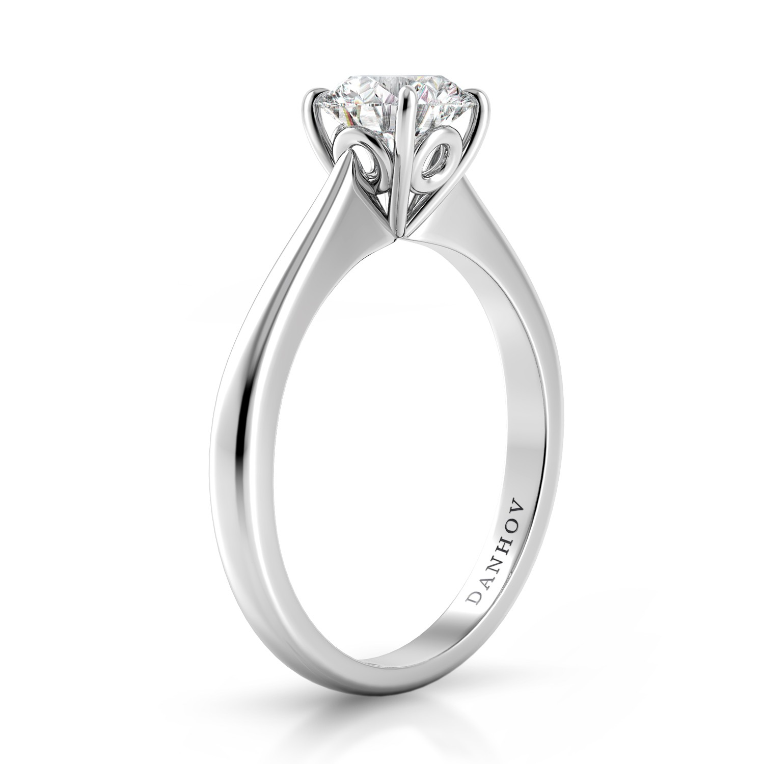 Danhov Classico Collection Engagement ring CL142 product image
