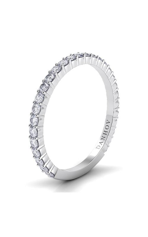 Danhov Carezza Wedding band XB100-Q product image