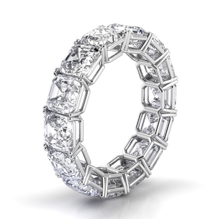 Danhov Eternita Wedding band Y104-AS product image