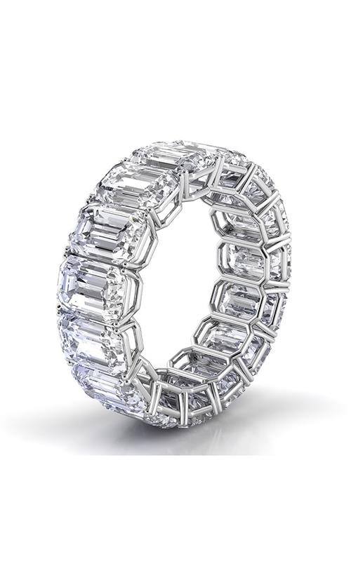 Danhov Eternita Wedding band Y104-EM product image