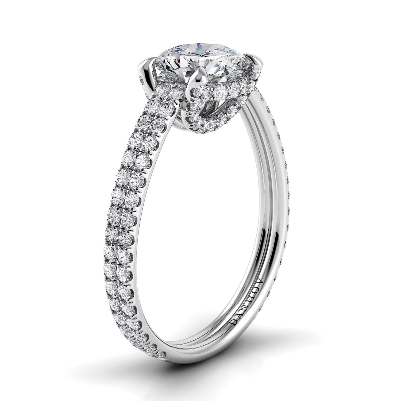 Danhov Per Lei Engagement Ring LE114 product image
