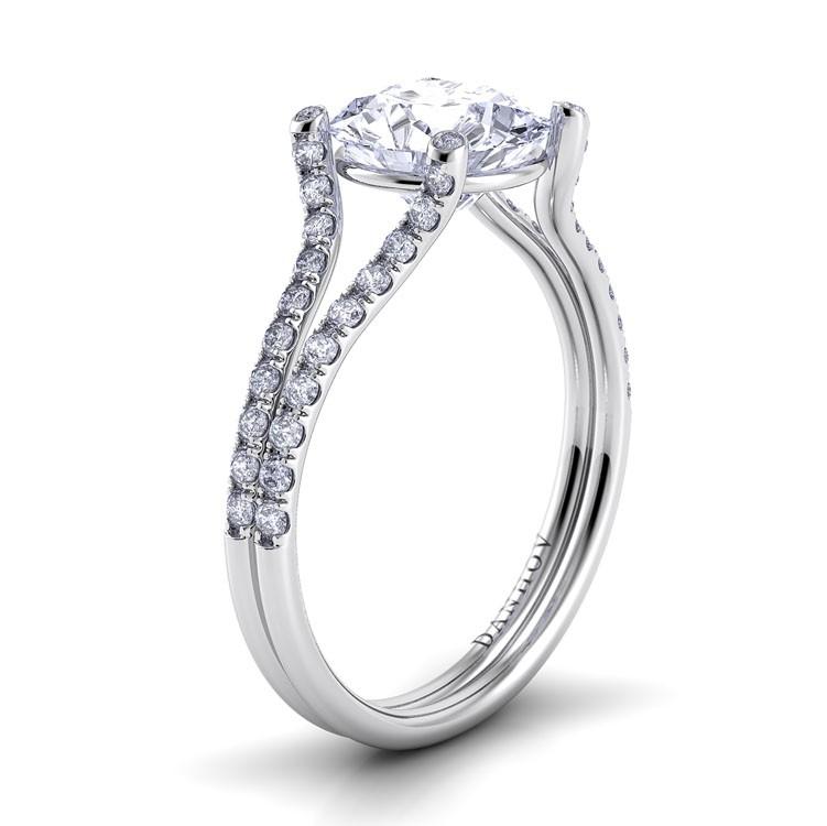 Danhov Solo Filo Engagement Ring SE101 product image
