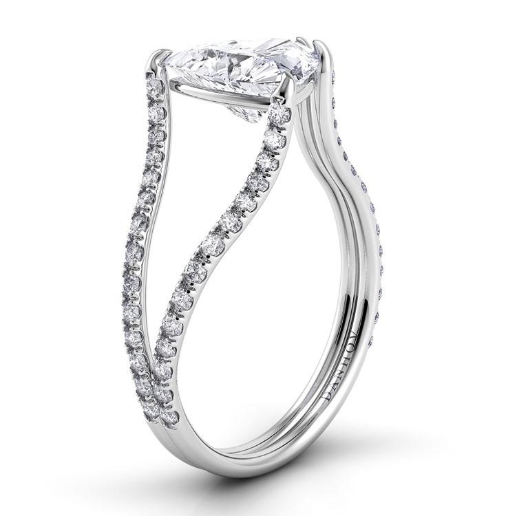 Danhov Solo Filo Engagement ring SE102-TR product image
