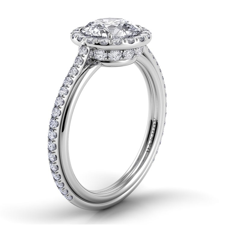 Danhov Unito Engagement ring UE102 product image