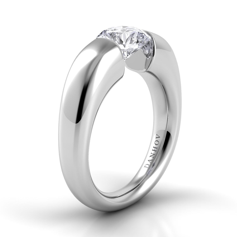 Danhov Voltaggio Engagement ring V111 product image