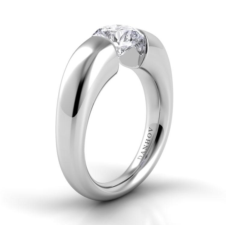 Danhov Voltaggio Engagement ring V138 product image