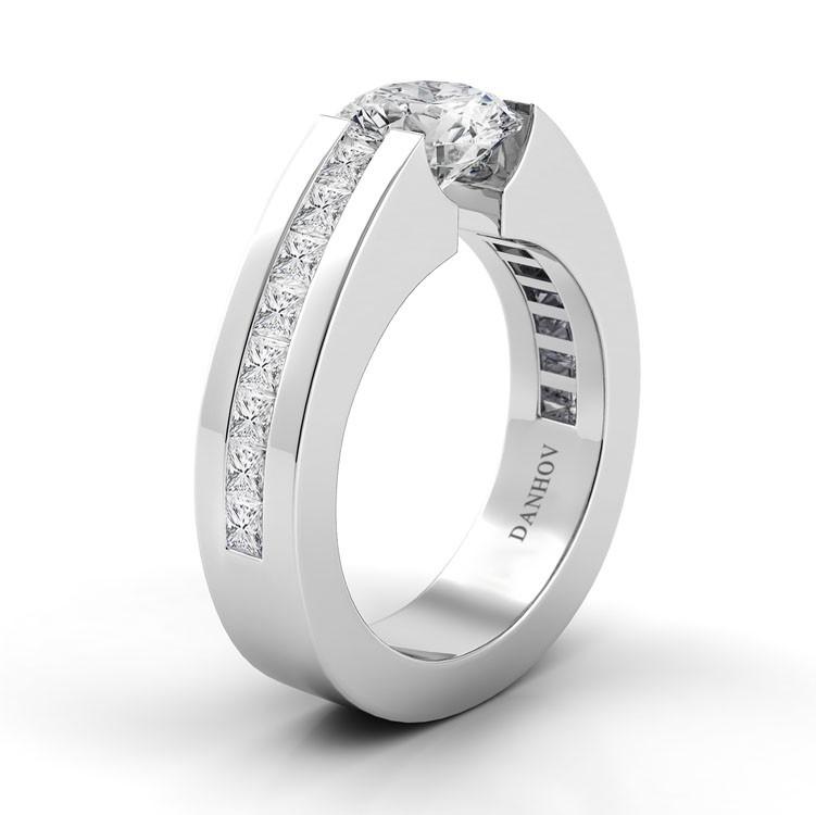 Danhov Voltaggio Engagement ring V156 product image