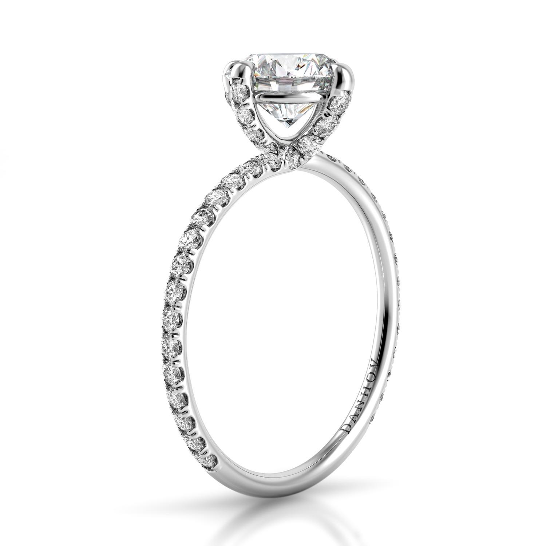 Danhov Eleganza Engagement ring ZE138 product image