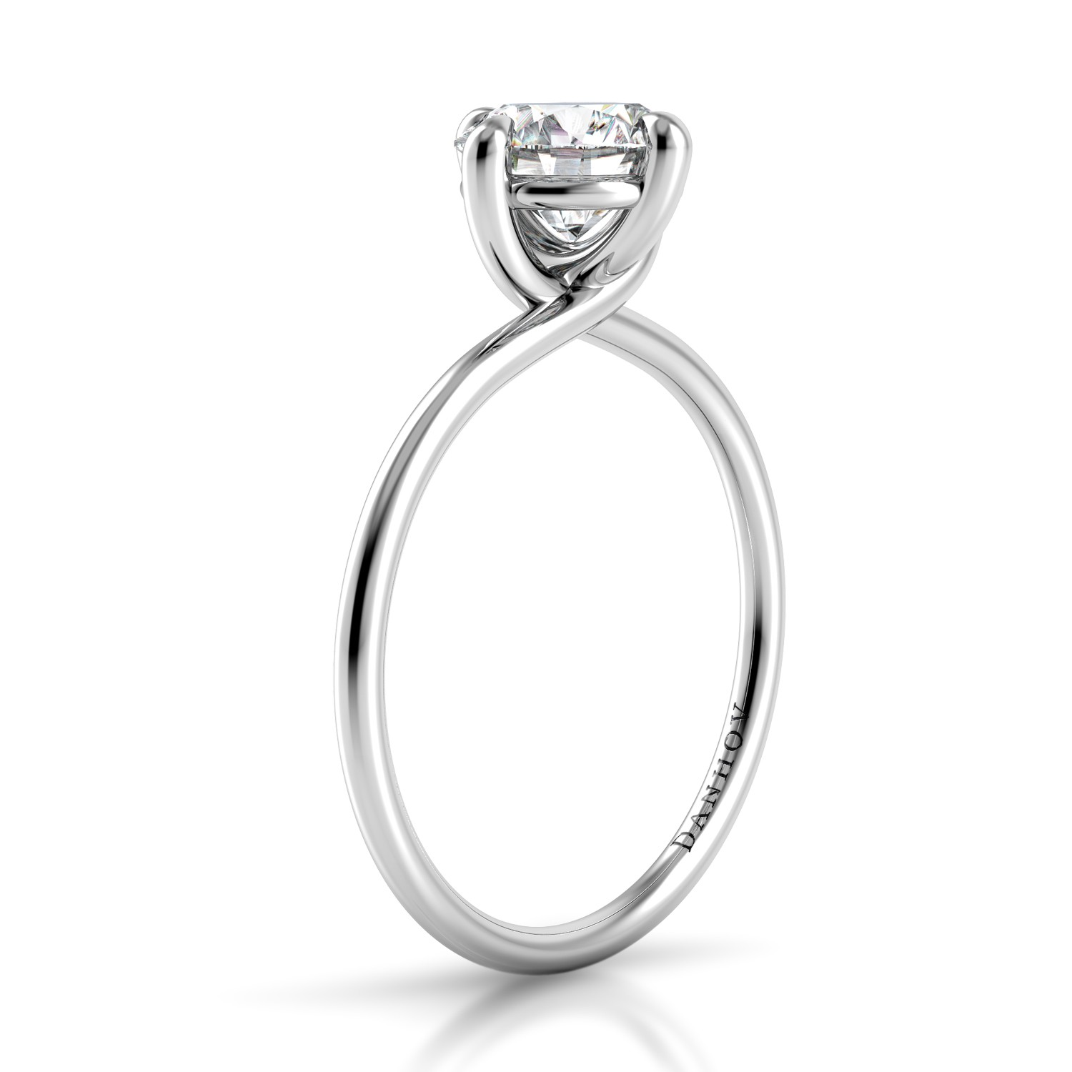 Danhov Eleganza Collection Engagement ring ZE139 product image