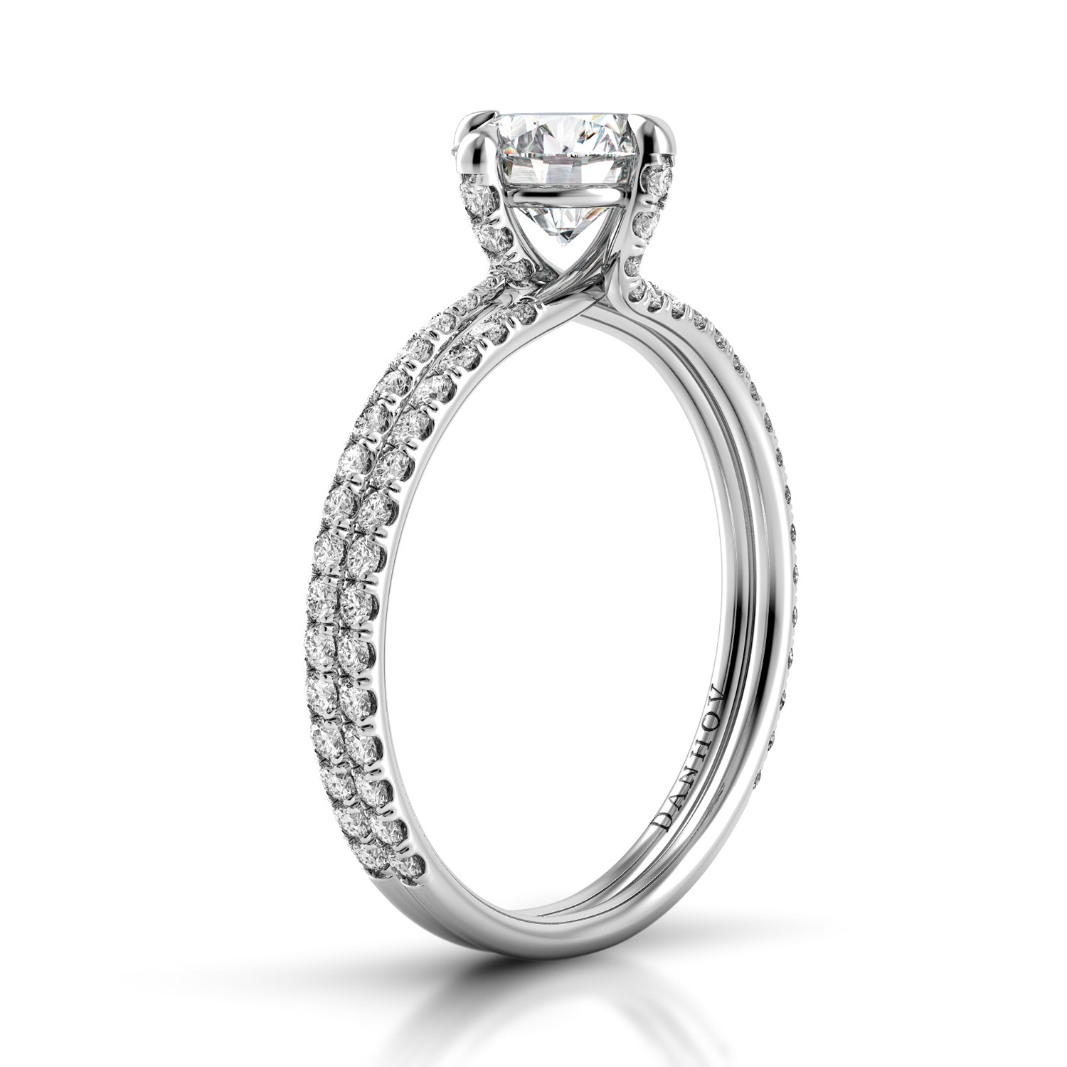Danhov Eleganza Engagement ring ZE172 product image