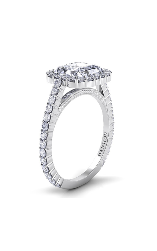 Danhov Carezza Engagement Ring XE101-AS product image