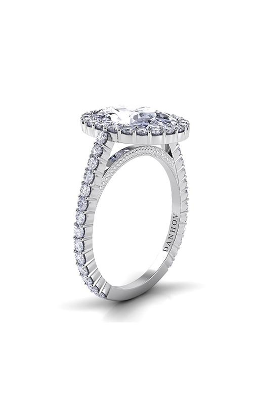 Danhov Carezza Engagement ring XE101-OV product image