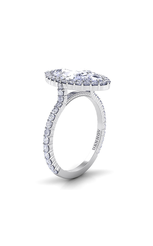 Danhov Carezza Engagement ring XE105-MQ product image