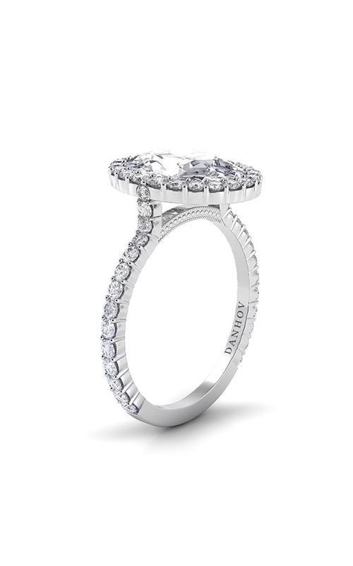 Danhov Carezza Engagement ring XE105-OV product image