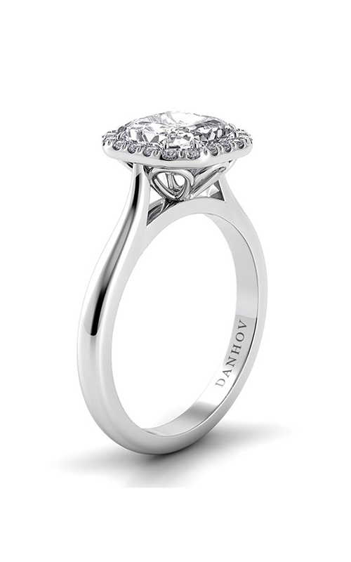 Danhov Classico Collection Engagement ring CL102-AS product image
