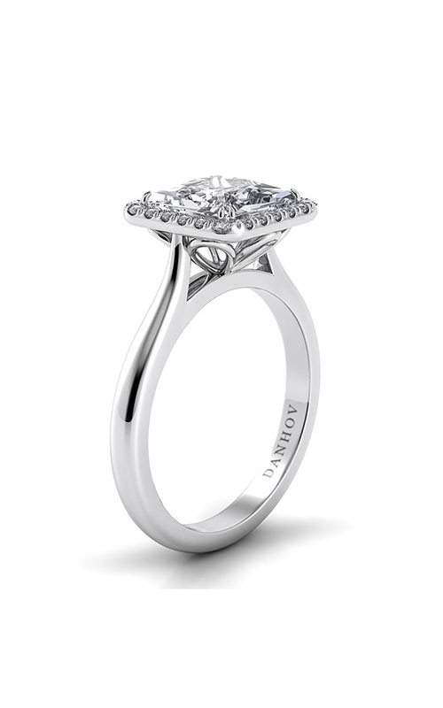 Danhov Classico Collection Engagement ring CL102-PR product image