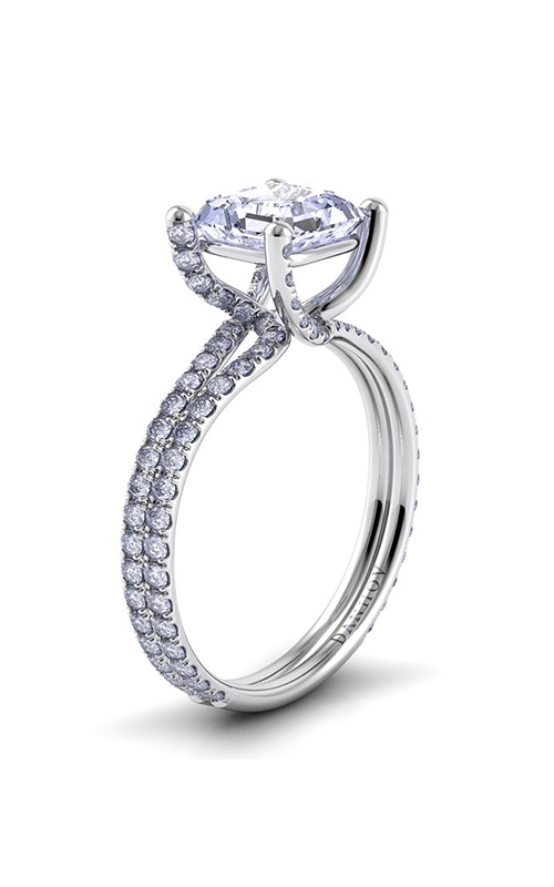 Danhov Eleganza Collection Engagement ring ZE108-AS product image