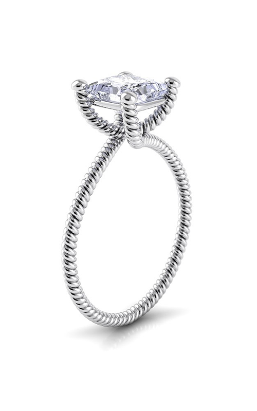 Danhov Eleganza Engagement ring ZE110-PR product image