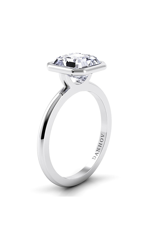 Danhov Per Lei Collection Engagement ring LE100-AS product image