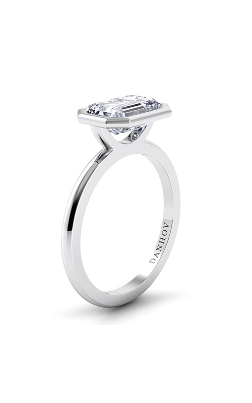 Danhov Per Lei Engagement ring LE100-EMEW product image