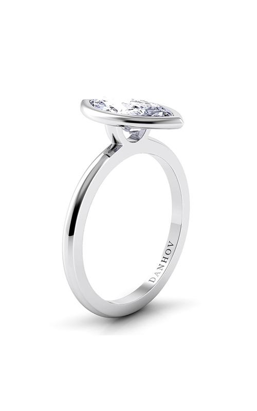 Danhov Per Lei Engagement ring LE100-MQ product image
