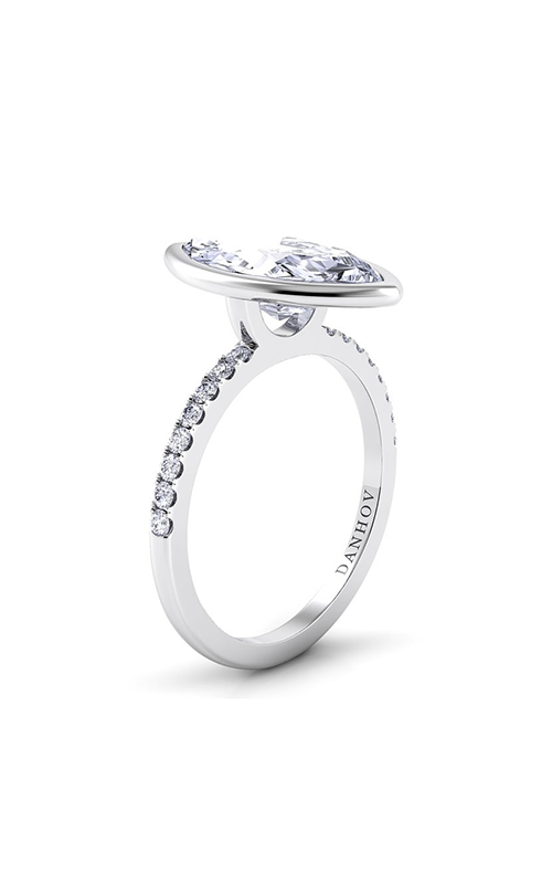 Danhov Per Lei Collection Engagement ring LE103-MQ product image