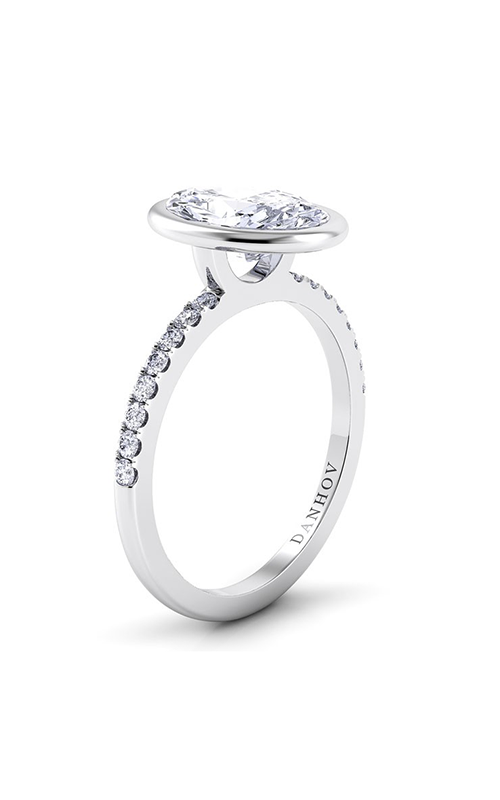 Danhov Per Lei Collection Engagement ring LE103-OV product image