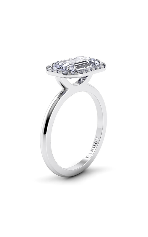 Danhov Per Lei Collection Engagement ring LE104-EMEW product image