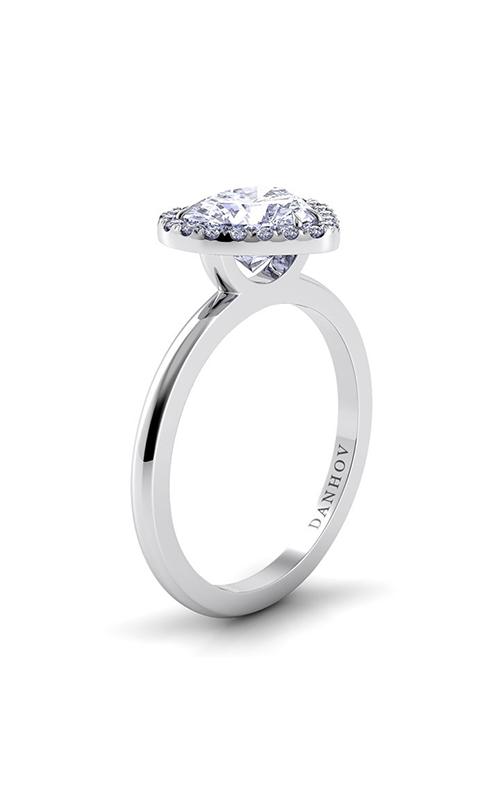 Danhov Per Lei Engagement ring LE104-HS product image