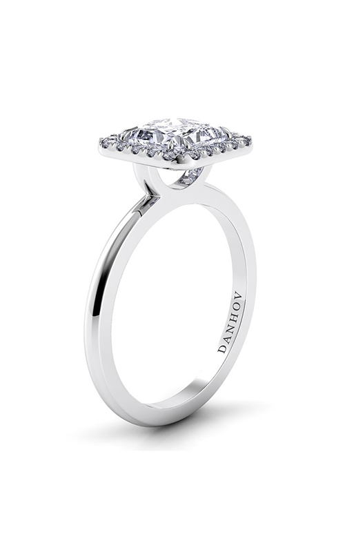 Danhov Per Lei Collection Engagement ring LE104-PR product image