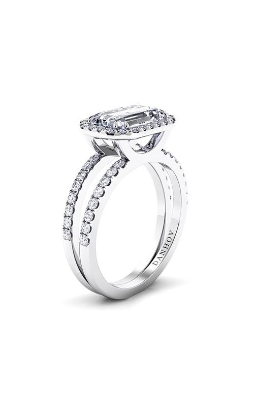 Danhov Per Lei Engagement ring LE106-EMEW product image