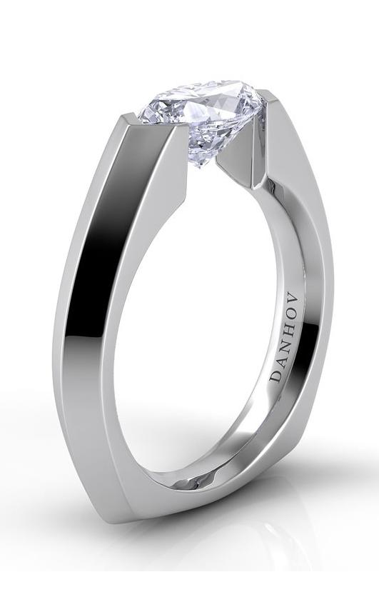 Danhov Voltaggio Engagement ring V133-MQEW product image