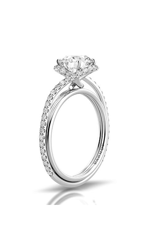 Danhov Abbraccio Engagement Ring AE165 product image