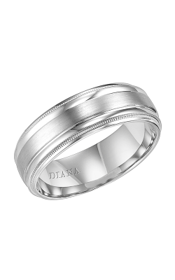 Diana  7.0mm Comfort Fit Engraved Band  Wedding Band  11-N7652W7-G product image