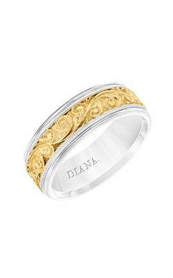 Diana Wedding Band 11-N1041-G product image