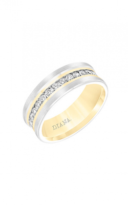 Diana Wedding Band 22-N8790YW100-G product image