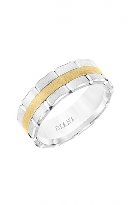 Diana Wedding Band 11-N8774WY75-G product image