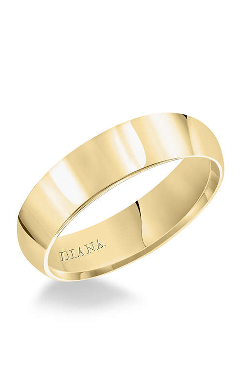 Diana Wedding band 01-FIR060-G product image