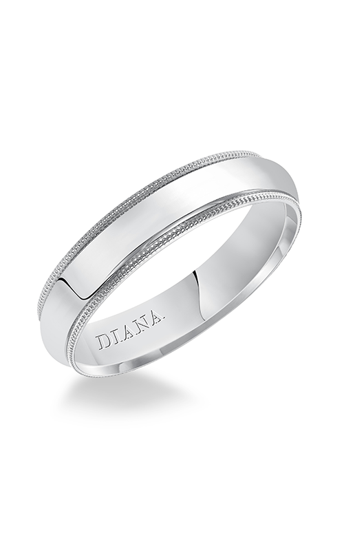 Diana Wedding band 01-LDM060-G product image